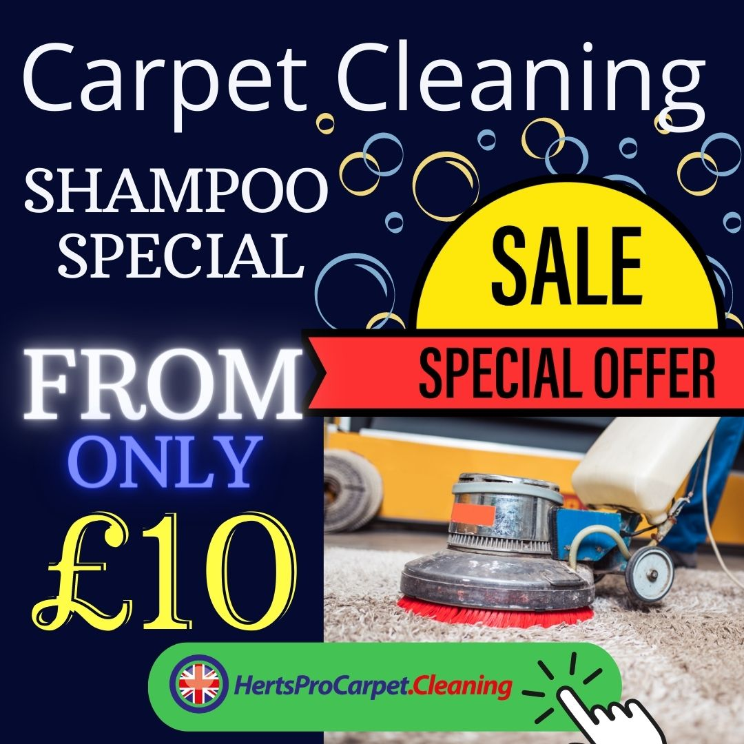 Special Offer hertford carpet cleaning